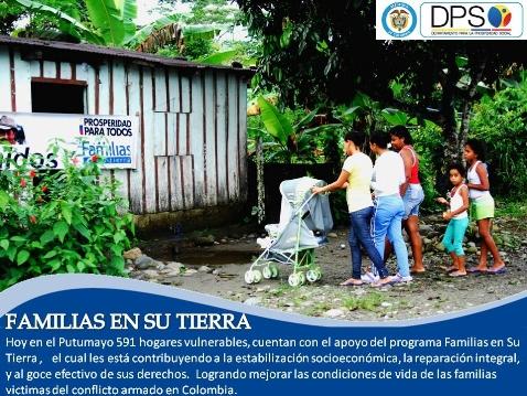 DPS Programa Familias en su Tierra – FEST