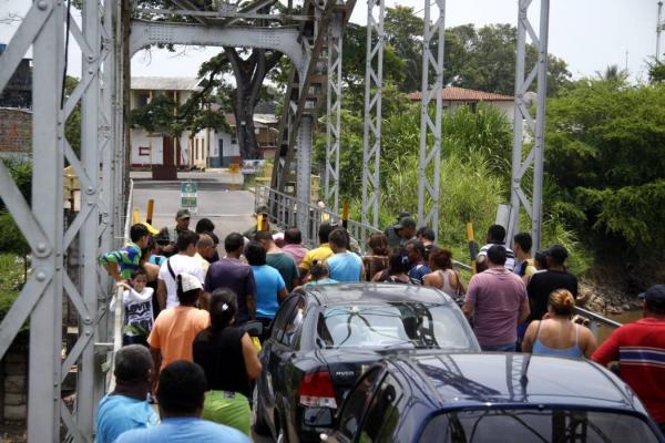 Pasos de frontera se cierran el sábado a las cuatro de la tarde por elecciones