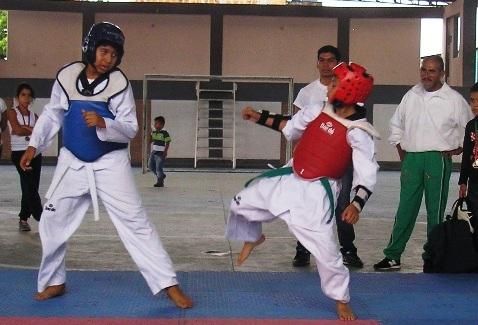 Deportistas de Taekwondo piden pista en el Putumayo