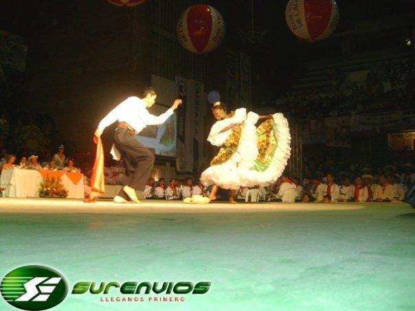 Por discriminación racial Putumayo no asiste al reinado Nacional del Bambuco