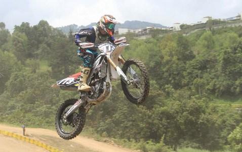 Este fin de semana se realizará Nacional de Motocross, en Manizales