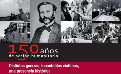 Exposición fotográfica 150 años de acción humanitaria