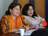 """""""Las Fumigaciones en Contravía de la Paz"""" Parlamentarias Andinas de Colombia y Ecuador, piden suspender las Fumigaciones en el Putumayo"""