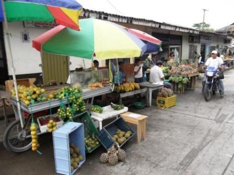 Acuerdo en la plaza de mercado de Puerto Asís