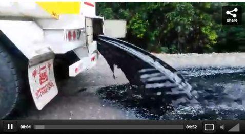 Comunidades impiden limpiar petróleo derramado en Putumayo: MinMinas