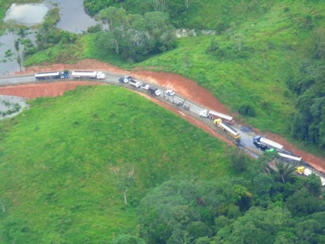 Guerrilla de las Farc provoca el derrame de más de 5 mil barriles de crudo en Putumayo