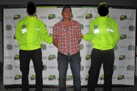 Capturado presunto homicida en Mocoa