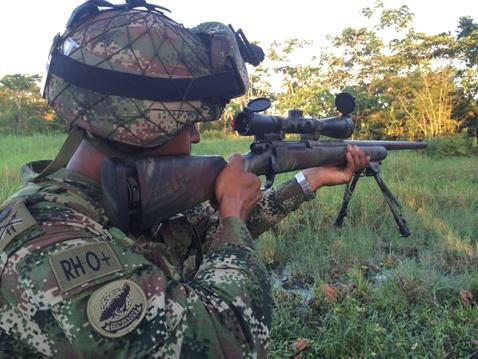 Fuerzas Especiales llegan al departamentodePutumayo para reforzar seguridad