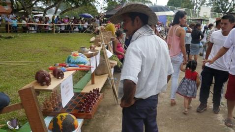 Armada Nacional celebra el día del campesino en Puerto Leguízamo