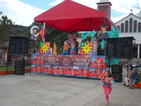 Inti-Raymi en Sibundoy