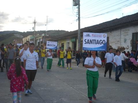 Campeonato de Futbol de Salón en Sibundoy