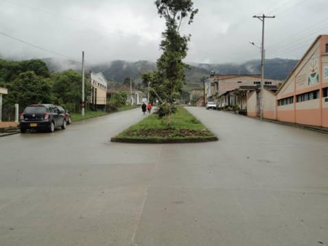 Nuevas calles pavimentadas en Colón
