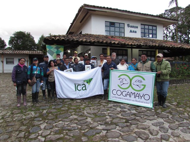 Ganaderos del Putumayo atienden recomendaciones del ICA para la sanidad animal del departamento.