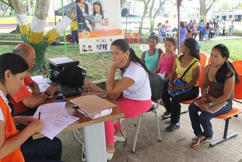 Ampliación al Régimen Subsidiado en Leguízamo.