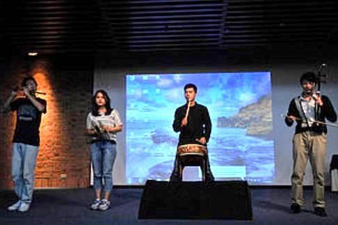 Jóvenes Embajadores de Taiwán se acercan a Colombia, a través de su cultura