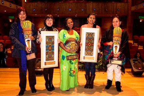 Premio Nacional a la Defensa de los Derechos Humanos… los ganadores y ganadoras son…