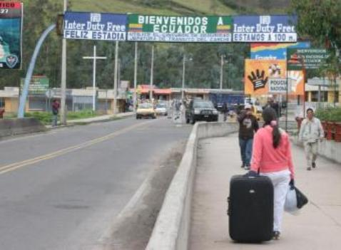 Oleoducto reducirá costos en frontera colombo – ecuatoriana