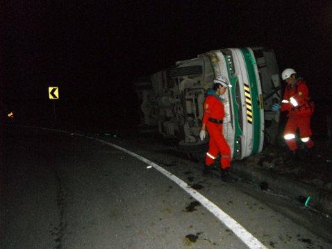 Accidente de tránsito deja 5 muertos y ochos heridos en carreteras del Putumayo