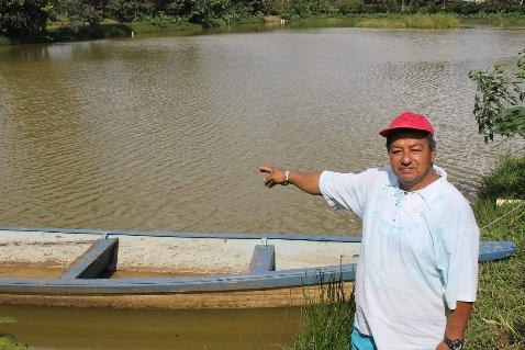 Aso-Arapaima acompaña al IX encuentro Cultural Trifronterizo