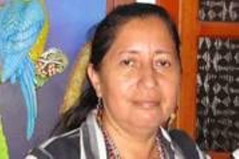 Concejal Gloria Imbajoa, capturada por el delito de concierto para delinquir