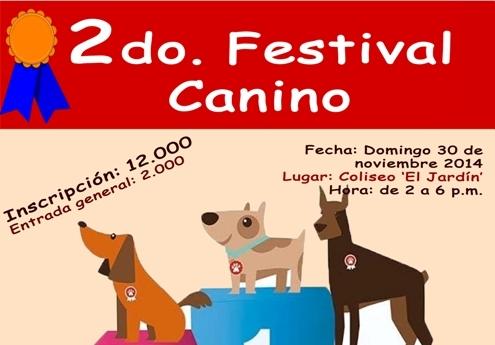 Festival Canino en Mocoa, organiza Fundación ARCA