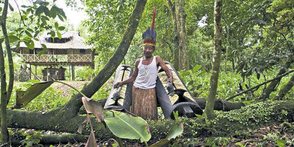 'Mai Putumayo', un viaje a un paraíso colombiano