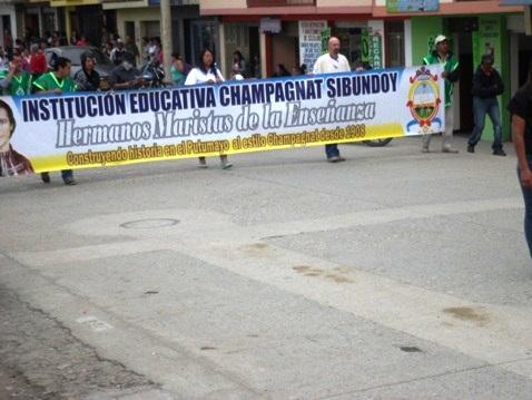 Festival de Teatro Estudiantil departamental en Sibundoy
