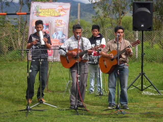 Festival de Música Campesina en Sibundoy