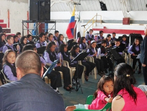 Sibundoy celebra la música