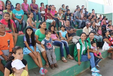 Clausura programa Familias Con Bienestar.