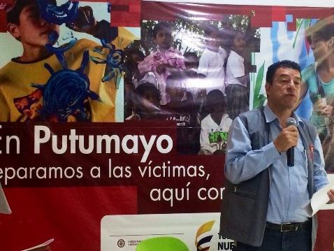 Más de 6.602 millones de pesos en indemnizaciones entregadas a víctimas en Putumayo
