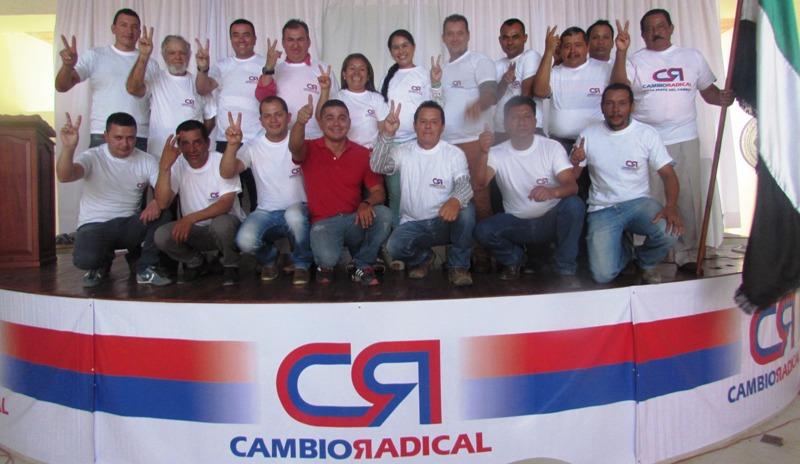 Cambio Radical en el Putumayo se alista para las elecciones del 2015