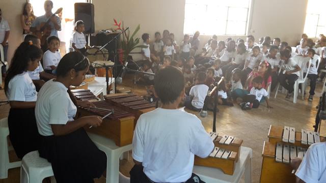 Una apuesta al desarrollo cultural y educativo de la Inspección de Puerto Limón
