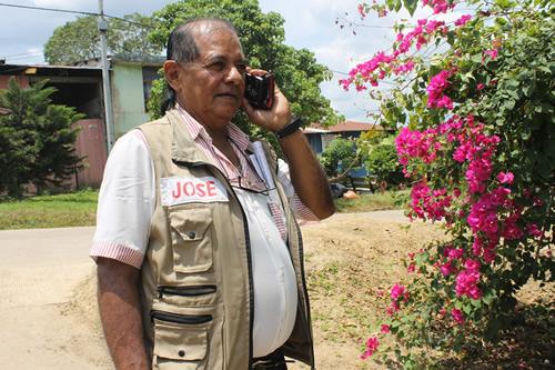 Pésimo el servicio de telefonía celular de la compañía Claro en Leguízamo.