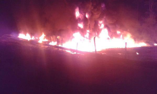 Ataques a Oleoductos en el Putumayo