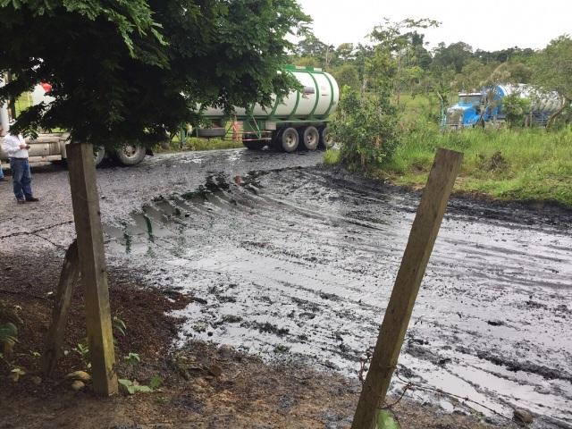 Crisis humanitaria y social del departamento del Putumayo, al tablero en Puerto Asís
