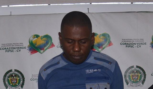 Capturado sujeto que intento asesinar a un técnico electricísta en Mocoa