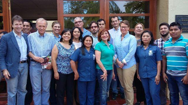 Gobierno Noruego visita Amazonia Colombiana