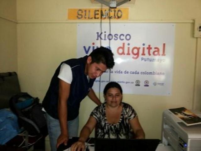 KVD: La comunidad Putumayense ha bautizado digitalmente
