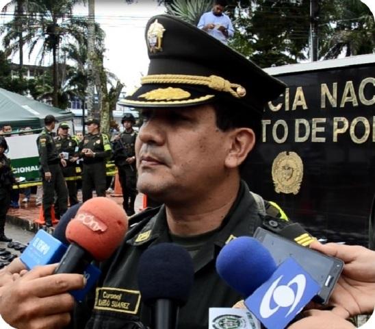 Policía Putumayo ofrece recompensa por caso de asesinato de jóven en Mocoa