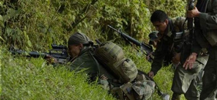 Un soldado muerto y dos heridos deja emboscada de las Farc en Putumayo