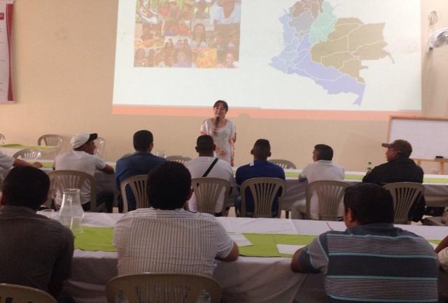 Organizaciones Solidarias en la celebración del Día de las Cooperativas en Mocoa