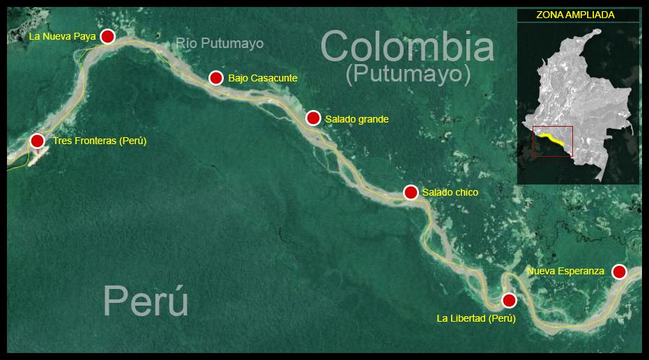 Colombia Rio Abajo