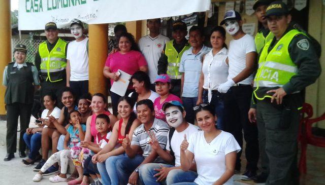 Clausura Escuela de Seguridad en Vereda Rumiyaco – Mocoa