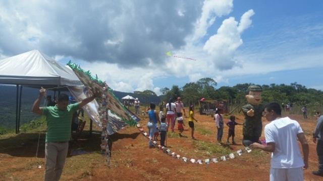 Familias Putumayenses Volaron Cometas Por La Paz