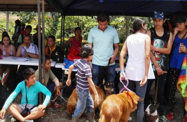 Jornada de vacunación realiza Policía de Carabineros en Mocoa