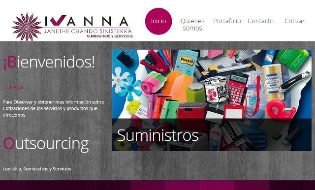 Ivanna Obando – Outsorcing, Logística, Suministros y Servicios