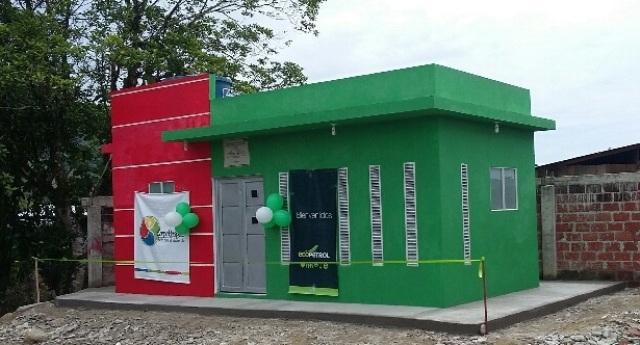 Comunidad del barrio La Esperanza en Orito estrena Unidad Sanitaria