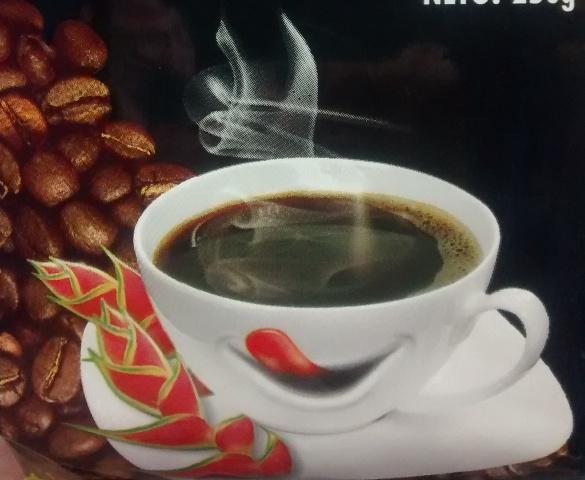 Tómese una buena taza de café de la amazonia