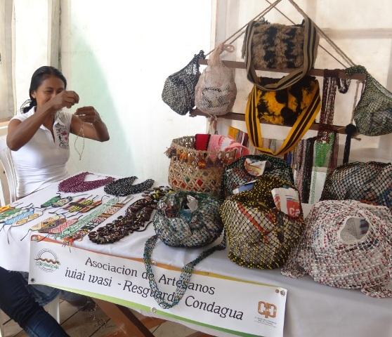 Asociación de Artesanos IUIAI WASY una tradición de artesanía Inga